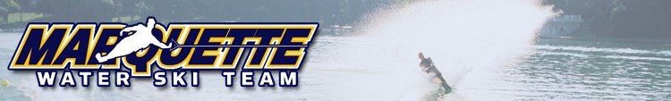 Water Ski & Wakeboard Team at Marquette University