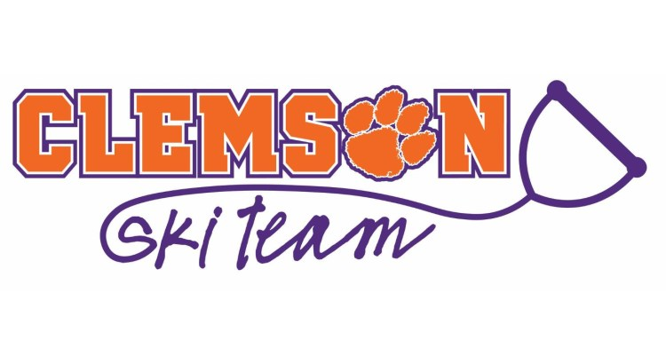 Clemson Ski Team Logo