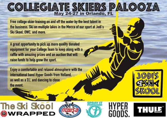 Collegiate Skiers Palooza