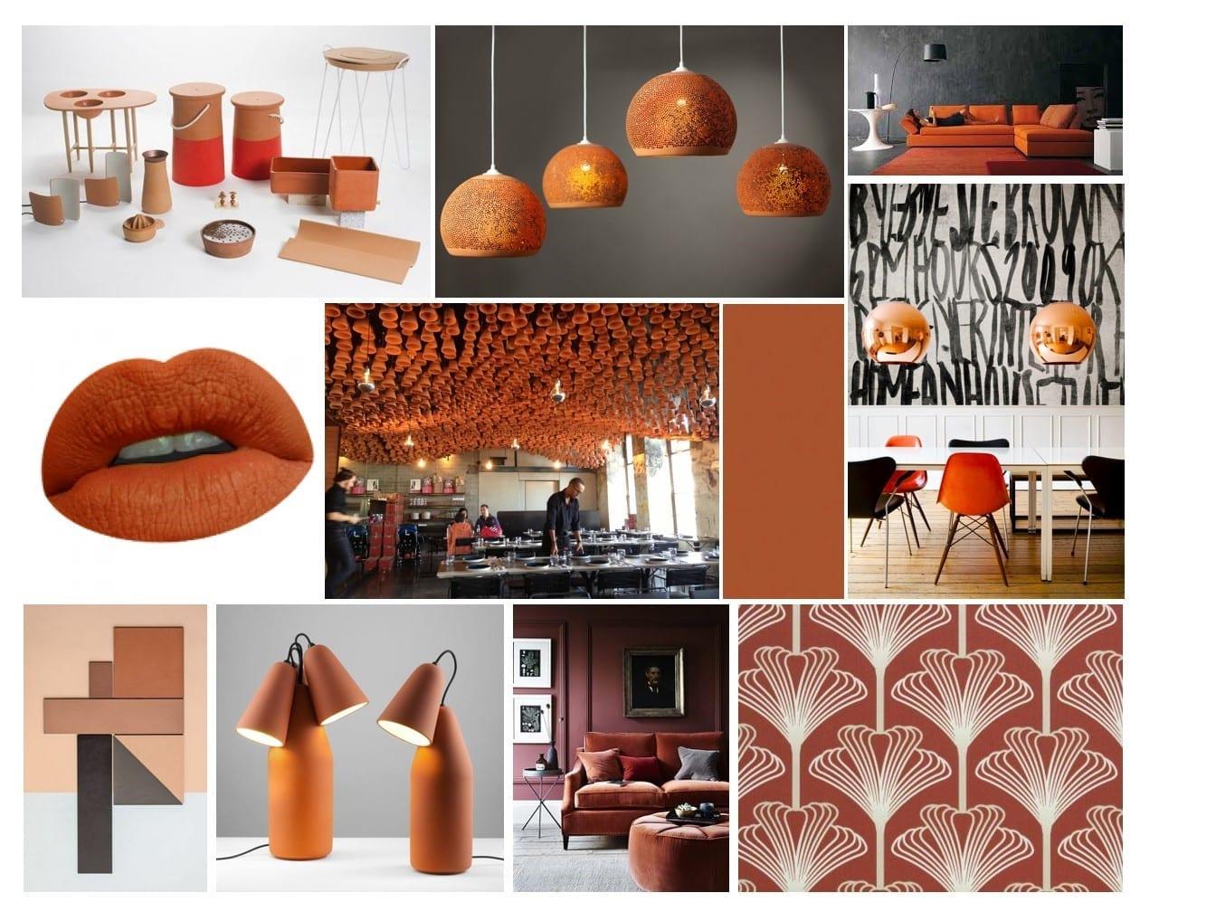 Interior Design Trends Terracotta