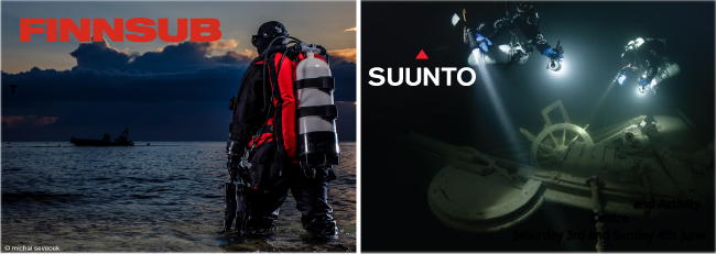 Suunto Finnsub Demonstration Weekend