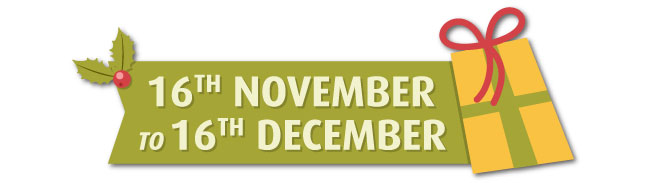 16 November to 16 December
