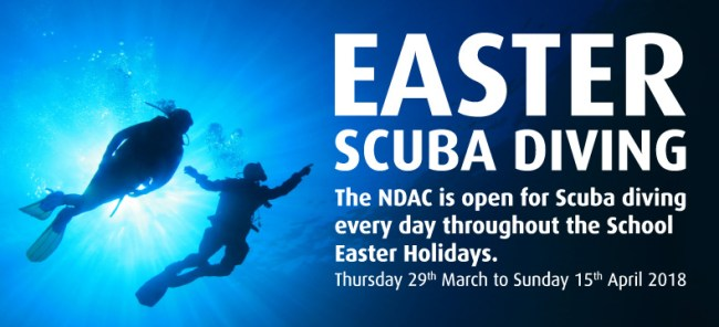 Easter Scuba Diving NDAC
