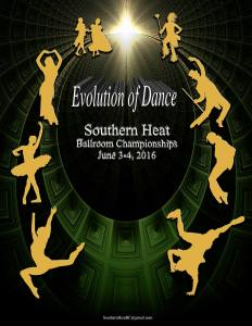 Southern Heat Ballroom Championships 2016 National Dance Clubs