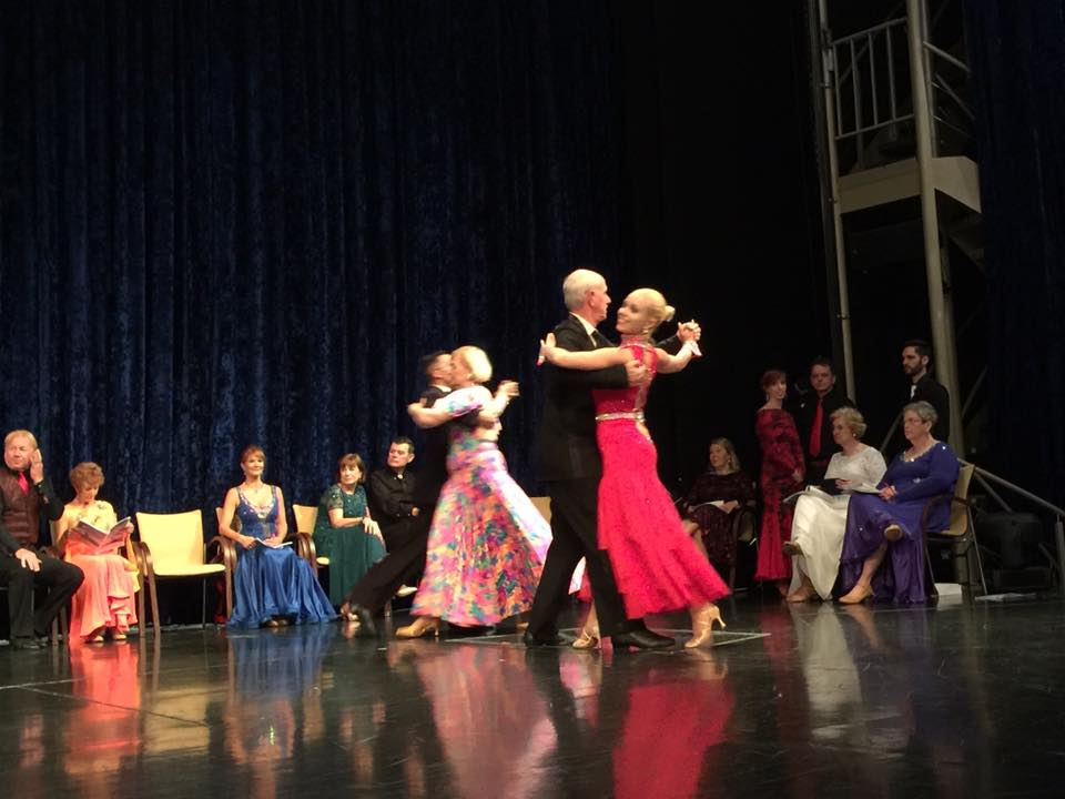 Oasis of the Seas Ballroom Cruise; Days 2-3