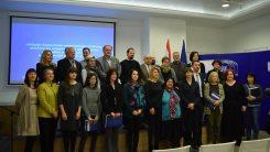 Svečano uručivanje ugovora udrugama za zaštitu ljudskih prava i unaprjeđenje položaja romske nacionalne manjine