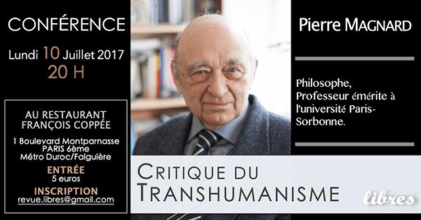 Magnard_Transhumanisme
