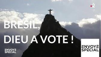 Élection de Jair Bolsonaro au Brésil : la force de frappe grandissante des chrétiens évangéliques