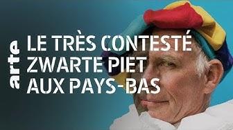 Le lobby antiraciste à l'assaut de Zwarte Piet aux Pays-Bas