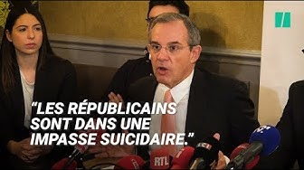 Mariani et Garraud accablent Les Républicains et Wauquiez en claquant la porte (VIDÉO)