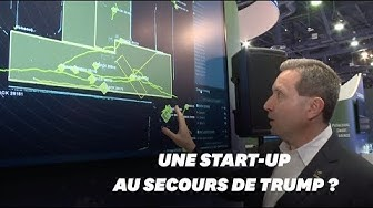 Au CES 2019 de Las Vegas, cette start-up propose à Trump une alternative à son mur !