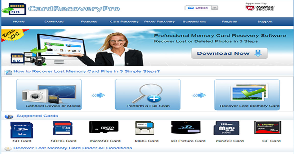 cardrecovery pro