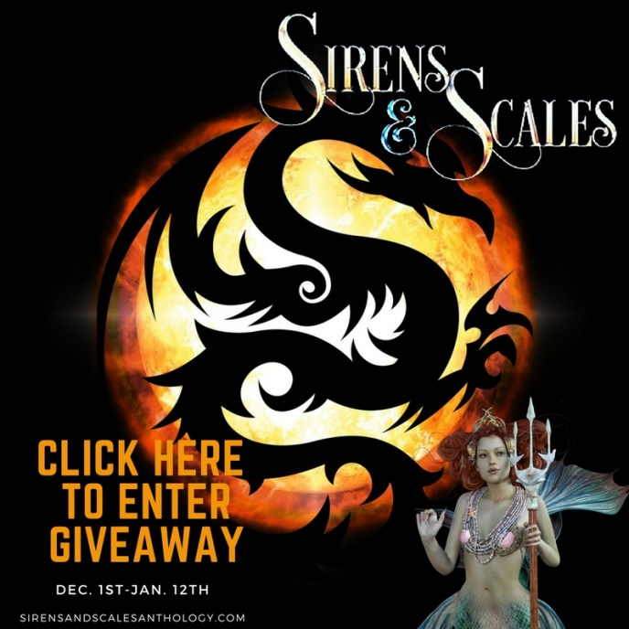 Sirens and Scales PNRUF Collection Giveaway