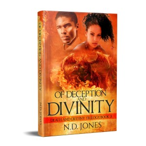 African American Witch and Shapeshifter Paranormal Romance by ND Jones