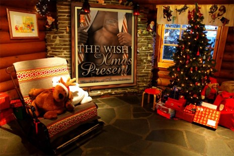 The Wish of Xmas Present African American Black Romance by ND Jones author