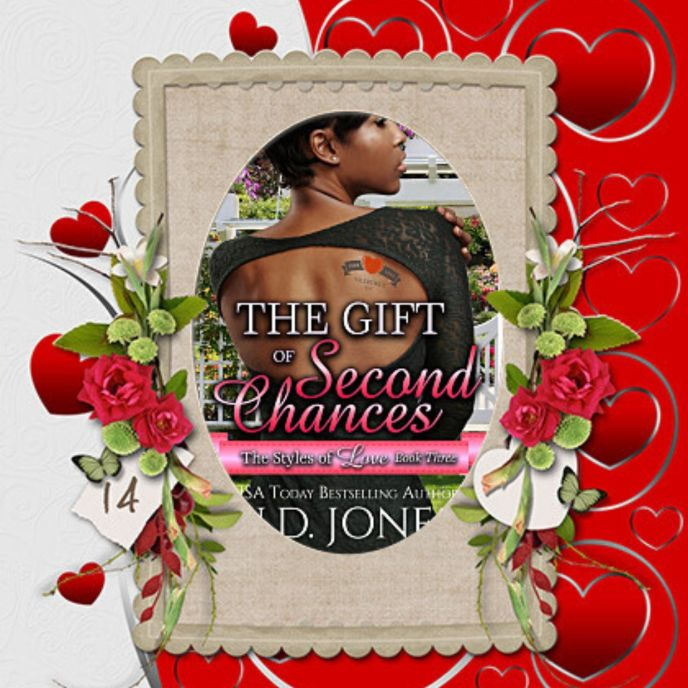 The Gift of Second Chances African American Contemporary Second Chance Romance by ND Jones