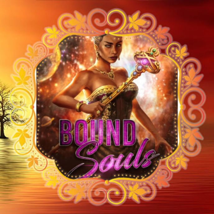 Bound Souls African American Futuristic Romance by ND Jones