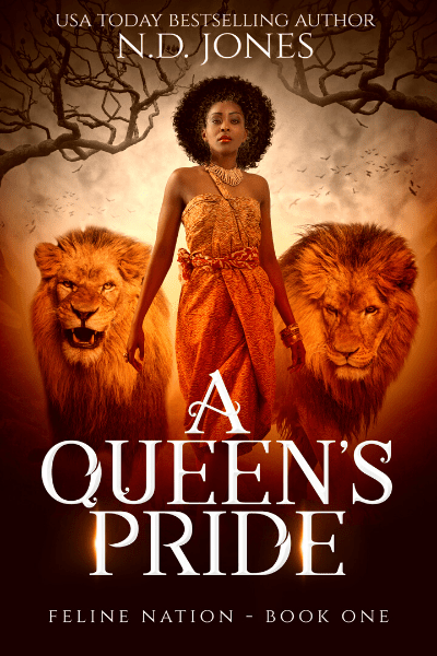 A Queen's Pride African American Urban Fantasy by ND Jones