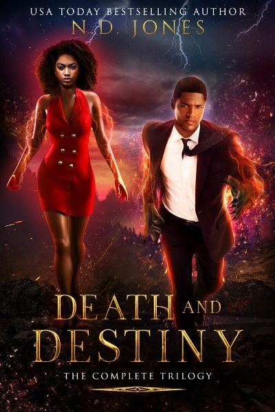 Death and Destiny Trilogy by ND Jones