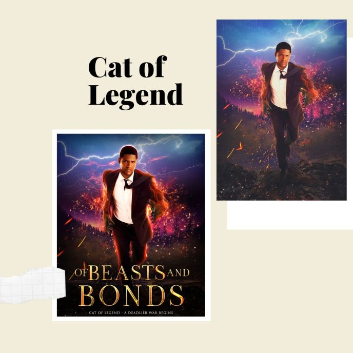 Of Beasts and Bonds Shapeshifter Romance by ND Jones Romance Author