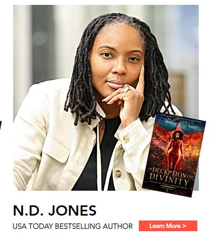 ND Jones Imaginarium Book Festival