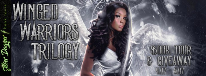 winged warriors trilogy nd jones romance series