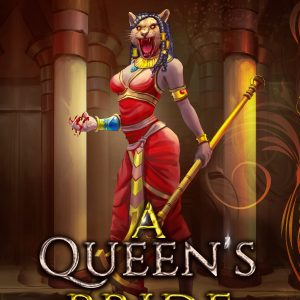 A Queen's Pride Goddess Sekhmet Cover Black Fantasy ND Jones