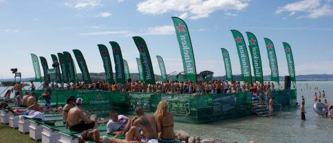 Balaton Sound - Heineken Stage