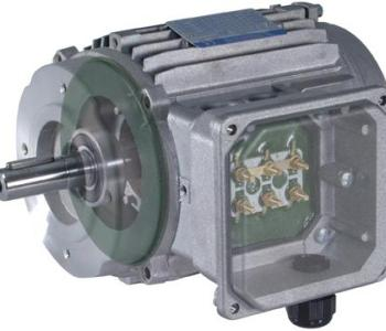 Electric motors for carwash system