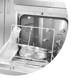 Lavaggio strumenti nel settore medicale: attuatore lineare per evitare perdite d'acqua