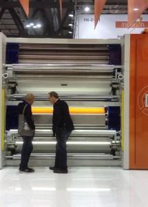 Macchine Finissaggio Tessile, cura del dettaglio a 360°