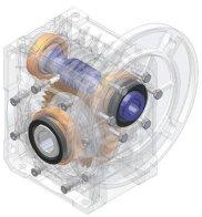 SITI-Worm-Gearbox-Series-U-3D
