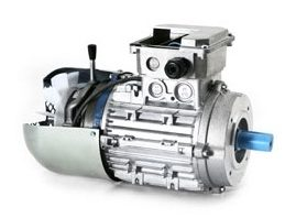Motori elettrici trifase autofrenanti