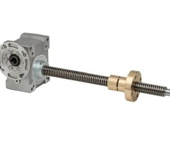 Mechanical screw jacks for lifting