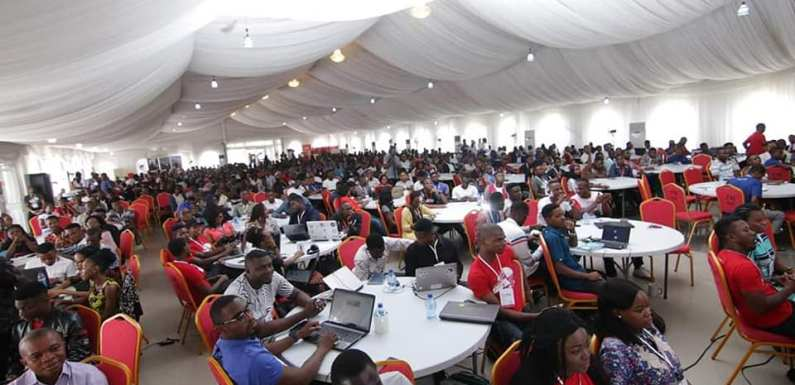 #DevFestSSUyo: 1000 Great Minds Under One Roof in Uyo Discussing Technology