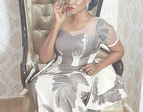 Nollywood Star, Oge Okoye Celebrates Her 37th Birthday With Stunning Photos