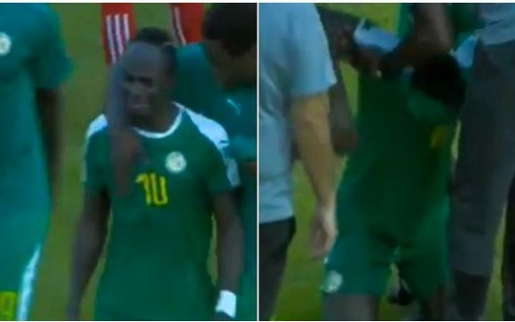 AFCON2019: Sadio Mane Cries After Being Booed By Senegal Fans (Pictures)