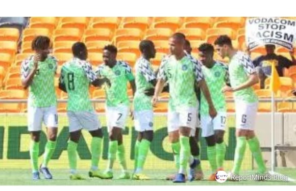 Premier League Club Reacts To Nigeria Draw Against South Africa