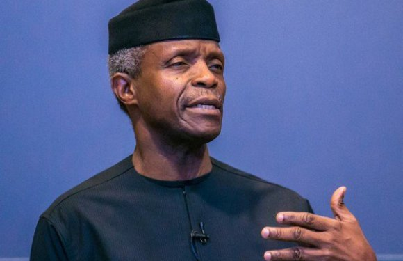 End SARS: Osinbajo apologizes to Nigerians, admits FG's fault