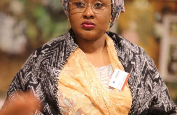 'Two Powerful Men Behind Buhari's Slow Progress' – Aisha Buhari