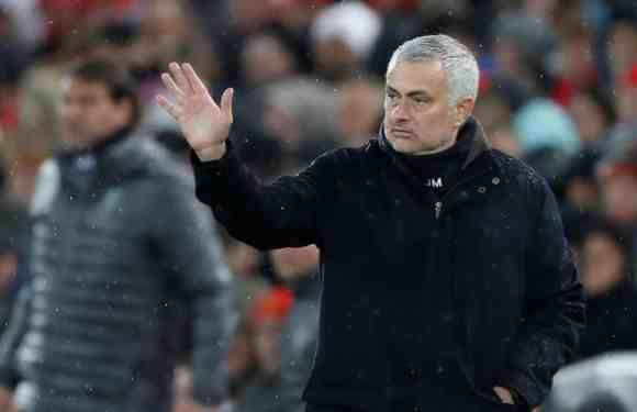 Manchester United Sacks Jose Mourinho Following Liverpool Defeat