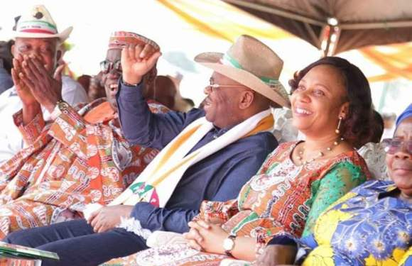 GOVERNOR EMMANUEL OPENS FIRST RICE MILL IN AKWA IBOM