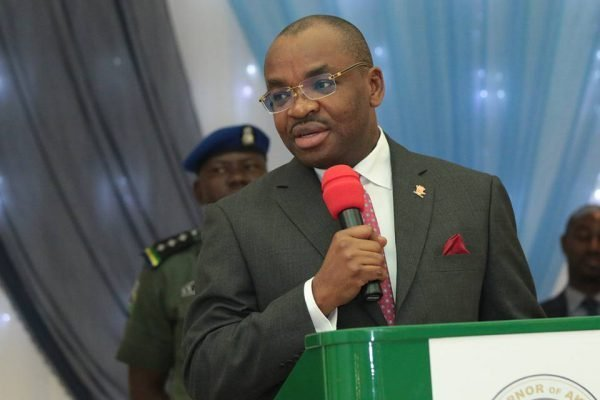 Akwa Ibom: Gov Udom suspends another govt official