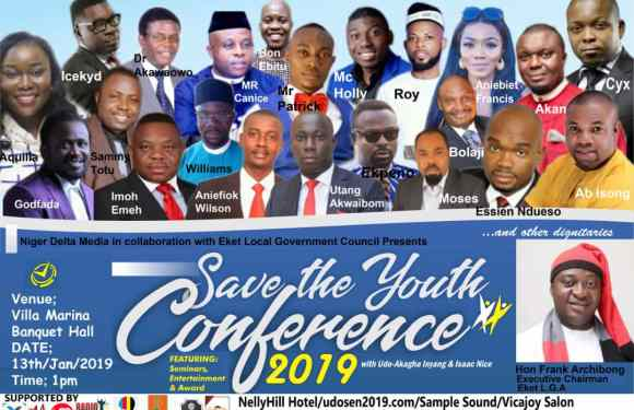 Save the Youths Conference 2019