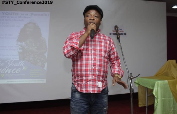 Mr Xto Storms Eket for 'Save The Youths' Conference as 'Smile We Care' unveils [Details]