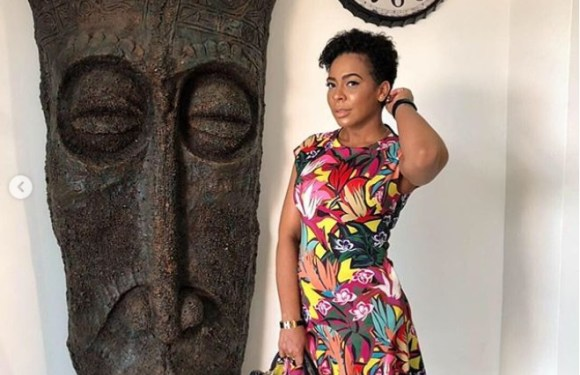 #BBNaija: Is Tboss Pregnant With Her First Child? (photos)