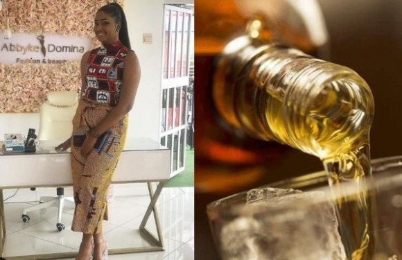 "Etinosa Apologises; ""Should Have Been More Careful With Alcohol"""