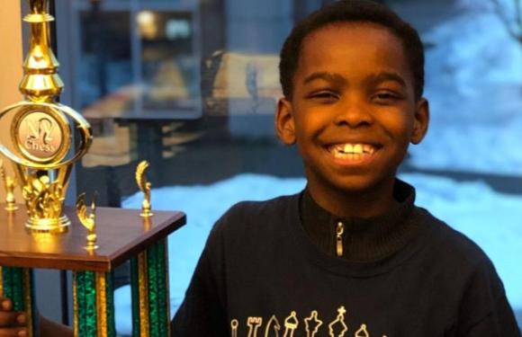 8-Year-Old Nigerian Chess Player Talks About His Love For Chess On CNN