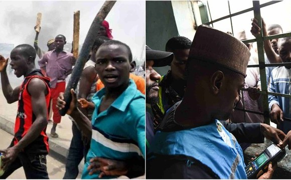 #SupplementaryElections: Journalists Escape Lynching In Kano