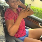 'My Mini Baby Is Here': Teen Actress, Regina Daniels Acquires A New Car
